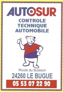 AUTOSUR - Contrôle technique