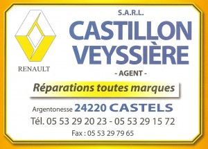 GARAGE CASTILLON VEYSSIERE