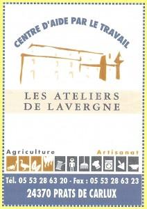 LES ATELIERS DE LAVERGNE