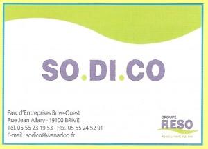 SODICO Fournitures collectivités
