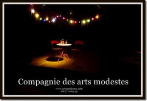 Compagnie arts modestes