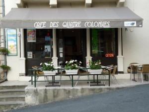 CAFE DES 4 COLONNES