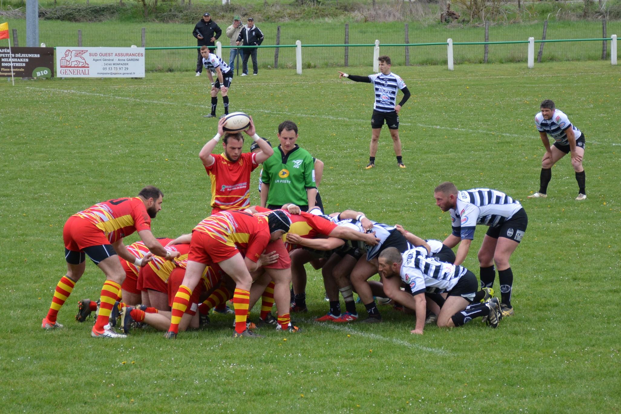 côte basque landes rugby