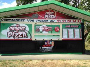 La CABANE À PIZZA