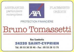 AXA Bruno Tomassetti