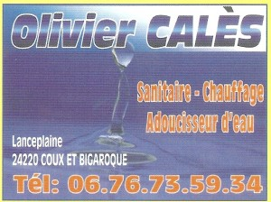 CALES Olivier - Plomberie - Sanitaire - Chauffage