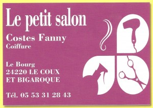 COIFFURE Le petit salon
