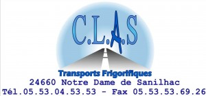 C.L.A.S. Transports frigorifiques - Jean-Marie Viale