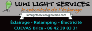 LUMI LIGHT SERVICES - Installation électrique
