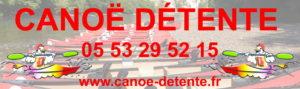 CANOË DETENTE Lassignardie